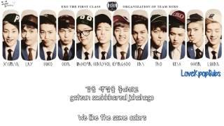 EXO - Lucky (korean version) [English subs + Romanization + Hangul] HD