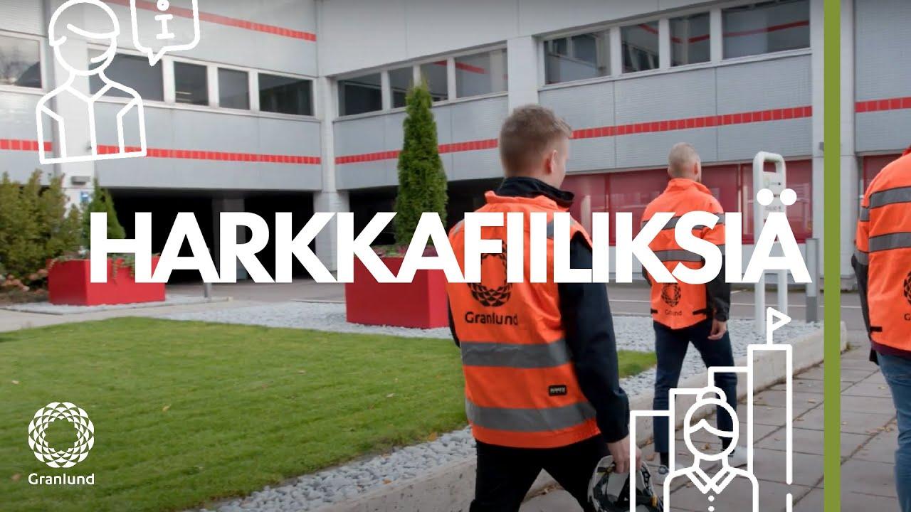Hae Harjoittelijaksi Granlundille | Granlund Oy