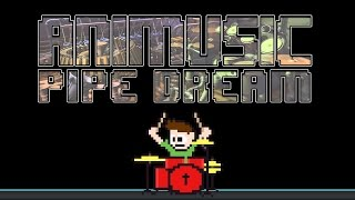 Pipe Dream - Animusic.com (Drum Cover) -- The8BitDrummer