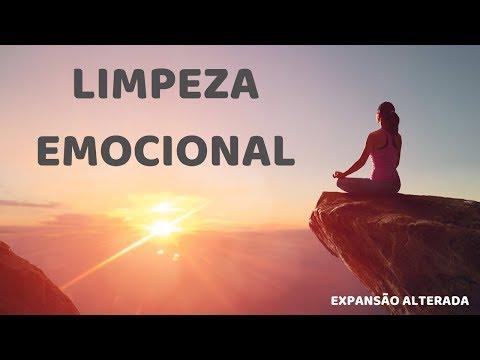 Meditação Guiada - Limpeza Emocional - Cura Interna