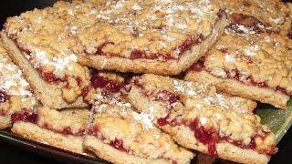 """Песочное печенье с вареньем """"Вкус детства"""". Рецепт печенья, простой и невероятно вкусный."""