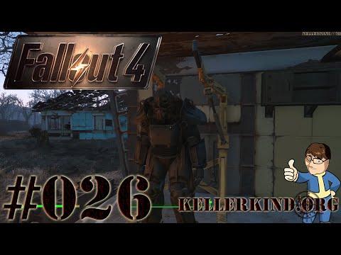 Fallout 4 [HD|60FPS] #026 - Der Weg ist das Ziel ★ Let's Play Fallout 4