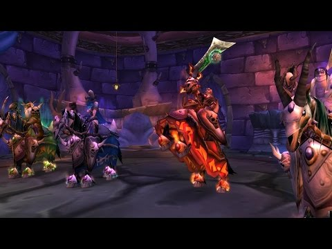 The Story of the Death Knight Order Hall Campaign