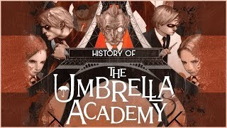 History of The Umbrella Academy