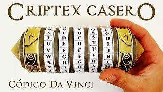 CRIPTEX O CRYPTEX CASERO, Cómo Se Hace | Te Digo Cómo