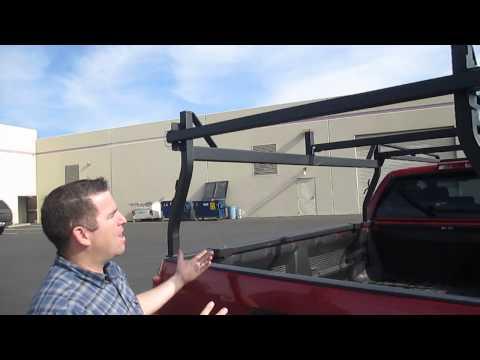 Rack-it Truck Rack's New HD Square Tube Rack For Pickups #2