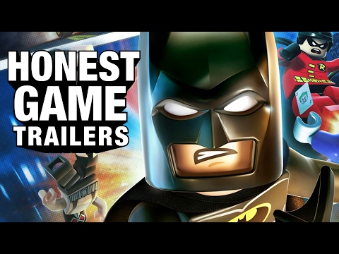LEGO BATMAN (Honest Game Trailers)