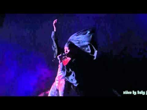 Grace Jones-HURRICANE-Live @ Fox Oakland Theare, September 26, 2015