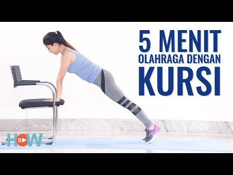 Latihan kekuatan untuk pemula penurunan berat badan