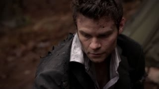 The Originals 1x19 Elijah helps Hayley after the explosion