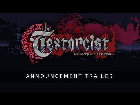 The Textorcist - Announcement Trailer thumbnail