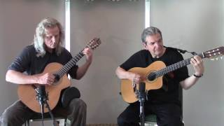 Cathedral Spires session -  Wayne Hammerstadt & Mike Sunjka WMD
