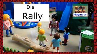 Playmobil Film Deutsch Die Rally Playmoce