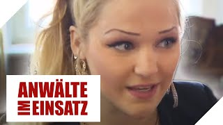Moderne Cinderella: Celina muss vor der bösen Stiefmutter fliehen | 2/2 | Anwälte im Einsatz | SAT.1