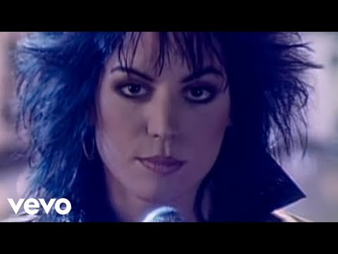 Joan Jett & The Blackhearts - I Hate Myself for Loving You (Official Video)