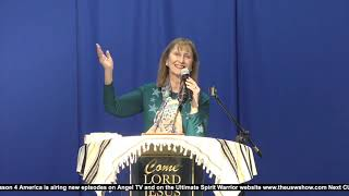 """""""Working Together With God"""" Ps. Stella Roco at Mahanaim Life Ministry"""