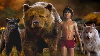 The Jungle Book 2016 - Best Scenes
