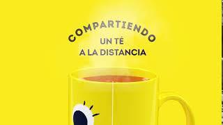 Lipton Compartamos un té a la distancia. anuncio