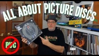 All About Vinyl Picture Discs And Storing Them | Vinyl Community