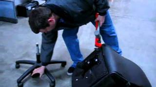 How To Remove Your Task Chair Cylinder