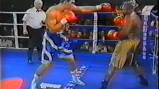 Владимир Кличко - Эверетт Мартин 14-03-1998