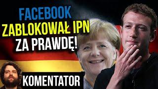 Facebook Zablokował IPN Za Prawdę Niewygodną Dla Niemiec! Analiza Komentator Historia Polski Film PL
