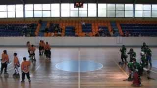 preview picture of video 'Roller Hockey - Herzlia vs. Kfar Saba (junior Premier League born 2002-2003)'