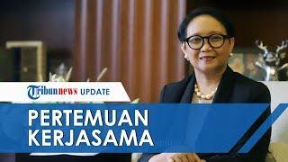 Pertemuan 2+2 Indonesia-Australia, Menlu Retno Marsudi Singgung Kerjasama Jaga Perdamaian