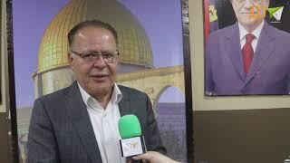 حفل تكريم مدير حكم محلي طولكرم إياد خلف