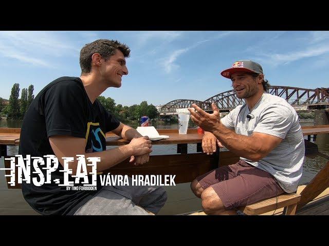 INSP.EAT w/ Vávra Hradilek: Aby sportovec vyhrával, musí se naučit prohrávat