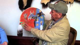James Little Wounded - Colors & Symbols