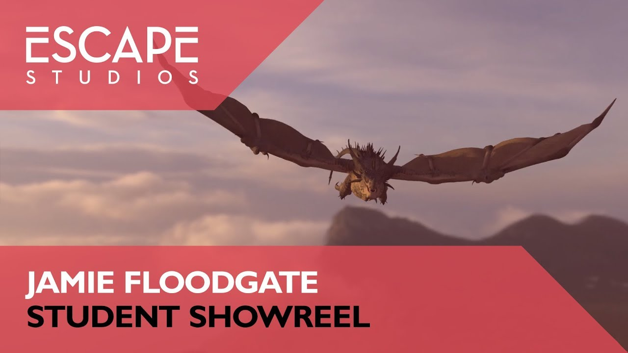 Escapee Showreels - Jamie Floodgate