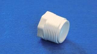 Reducer Bushing for Schedule 40 PVC Pipe (Mipt x Fipt)
