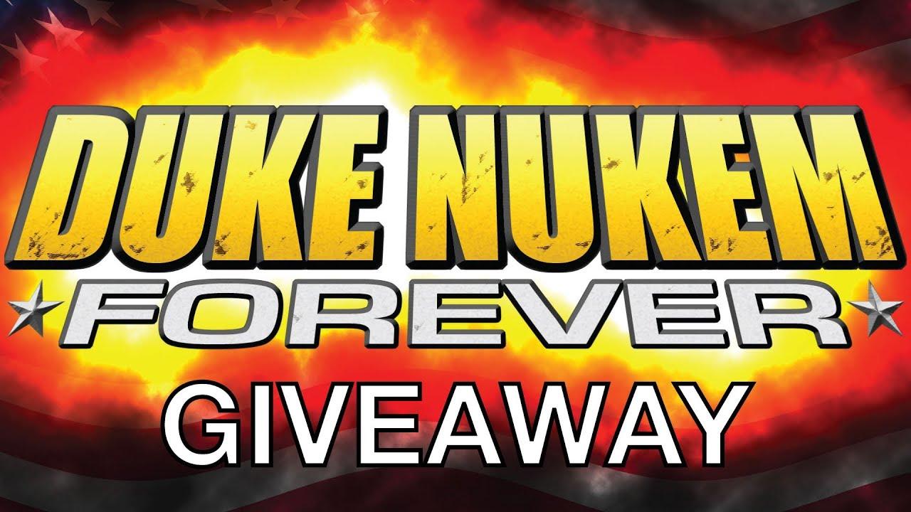 Duke Nukem Giveaway - UPDATE! thumbnail