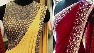 Latest Saree Designs Ideas 2020 // New Beautiful Saree Designs Collection