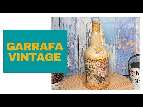 Garrafa Vintage