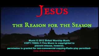 """Jesus is the Reason for the Season""  Bluegrass Version- Original Christmas Song"