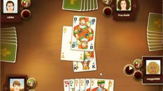 Doppelkopf online spielen (Gameduell)