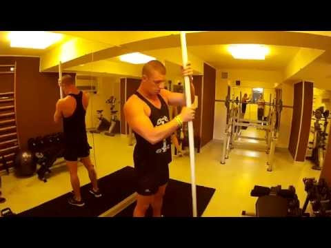 Jak przerobić masę do mięśni