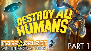 Destroy All Humans! (The Dojo) Let's Play - Part 1