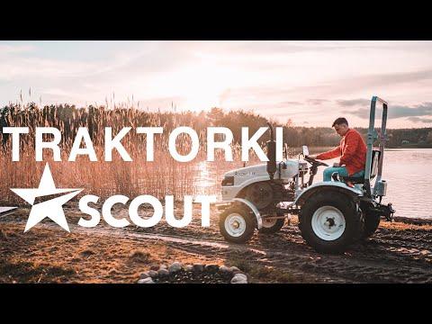 Scout Mini traktorek T15