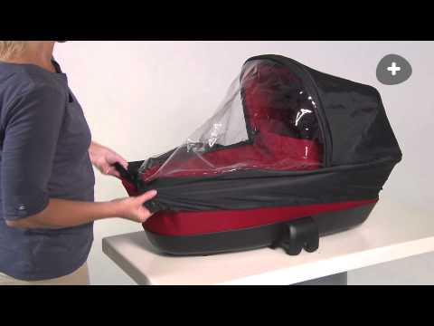 Maxi-Cosi | How to use Foldable carrycot