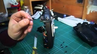 Futaba Self Centering Throttle Mod & Smooth Sliders - That HPI Guy
