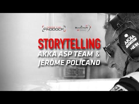 STORYTELLING - AKKA ASP Team & Jérôme Policand
