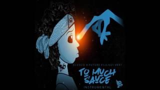 Too Much Sauce Instrumental W/ Download link  -Future & Lil Uzi Vert - Remake By BlazeOnDaBeatz