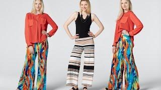 How To Make Palazzo Pants | Teach Me Fashion