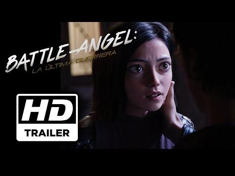 Alita: Angel de Combate trailer