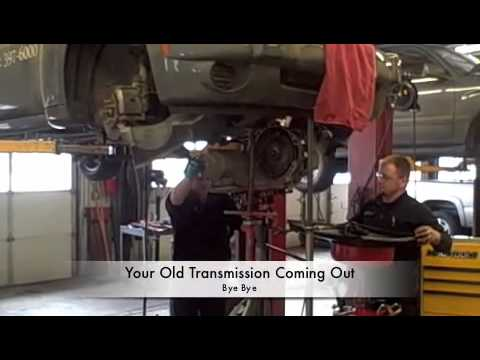 Piccolo's Transmission Repair video by Certified Transmission