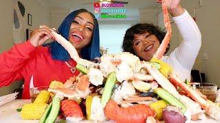 Seafood Boil with Shekinah Jo