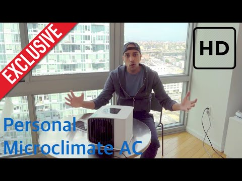 Evapolar 2 – Smart Personal Air Conditioner (evaSmart – EV-3000) – (4K Full Review)